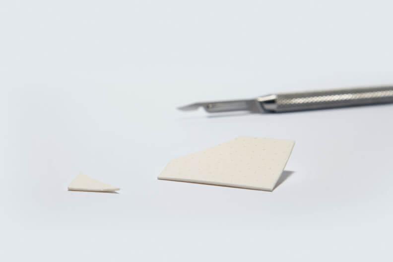Применение колагеновой матрицы при пластике десны