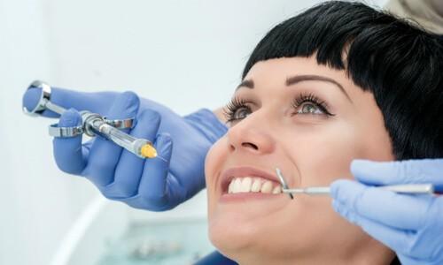 обезболивание для удаления зубов