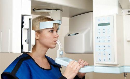 Ортопантомографию - рентген