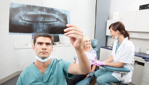 Рентген перед удалением зуба