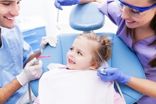 Седация при лечении детей
