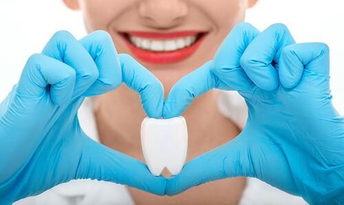 Фотография зуба