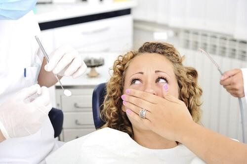Страх перед челюстно-лицевой хирургией