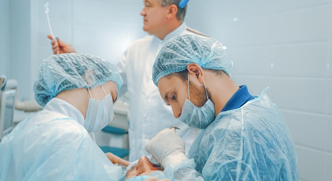 Этапы имплантации с немедленной нагрузкой